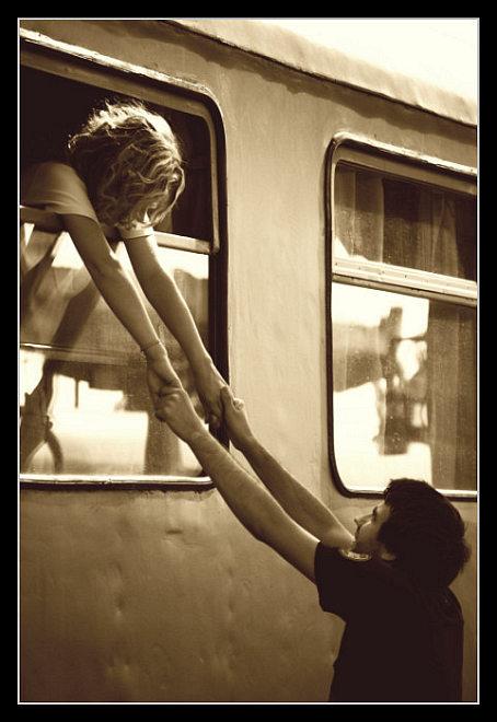 plecare cu trenul